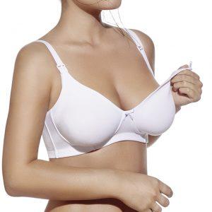 Sujetador maternal 100% algodón