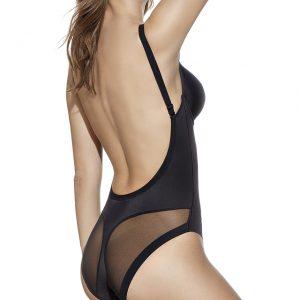 Body elegante espalda descubierta copa C