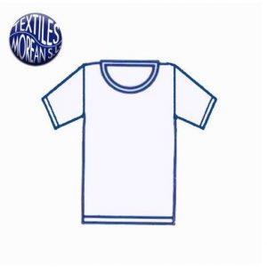 Camiseta básica 100% algodón