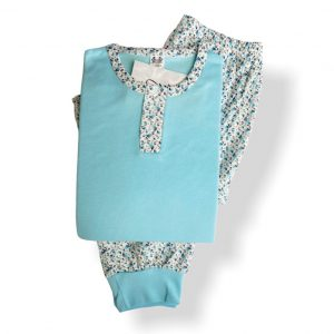 Pijama pantalón y camiseta manga larga