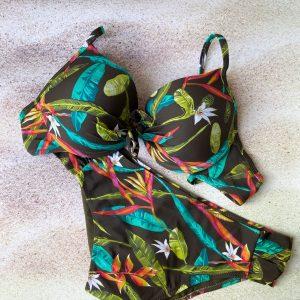 Bikini braga combinable